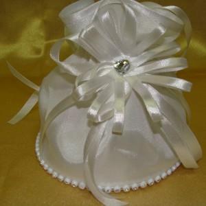 Белая сумочка невесты 1
