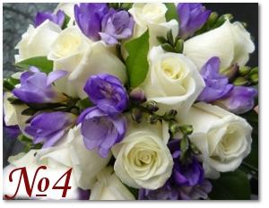 Букет невесты с розами 4