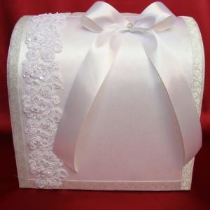 Шикарный свадебный сундучок 21