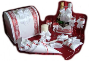 Специальное предложение на свадебные аксессуары