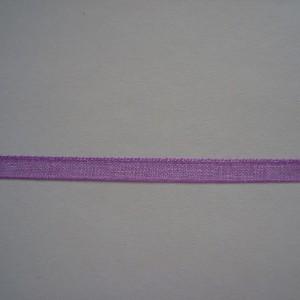 Фиолетова лента органза 3мм