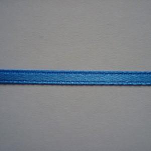 Атласная лента светло-синий 3мм