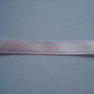 Розовая атласная лента 6мм