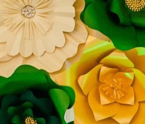 айвори желтый зелёный