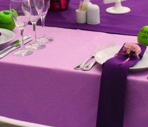 сиреневый и фиолетовый