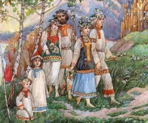 свадьба на Древней Руси