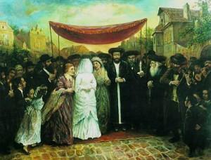 свадьбв в Иудее