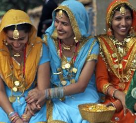 девичник в Индии