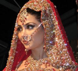 образ невесты в индии