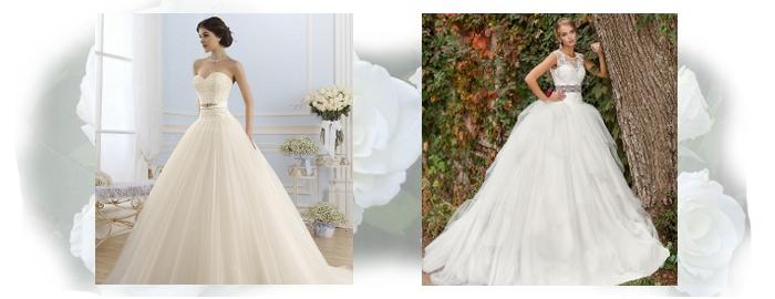 бальное платье на свадьбу