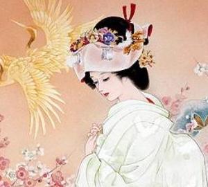 образ невесты в древней японии