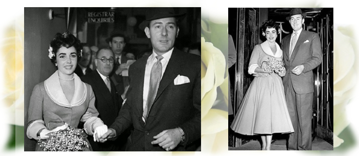 второе свадебное платье Элизабет