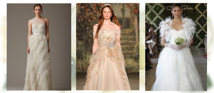 весна 2017-2 перья на платье