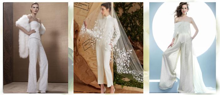 весна 2017-13 брючный костюм для невесты