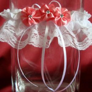 подвязка куржевная розовая юбочка 38