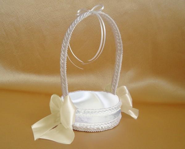 Корзиночка для колец на свадьбу своими руками фото 88