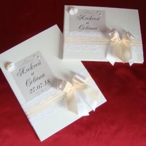 Папка и книга пожеланий на свадьбу 26