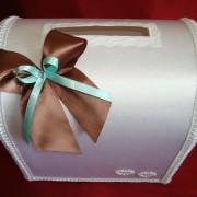 Сундучок для денег мятный шоколад 99
