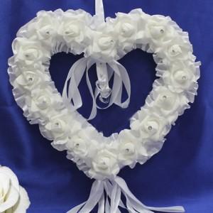 сердце подвесное для декора 3
