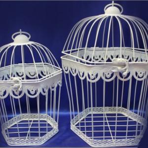 клетка для декора Вензеля шестиугольник набор