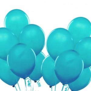 Воздушные шары цв Тиффани