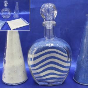 Набор для песочной церемонии синий