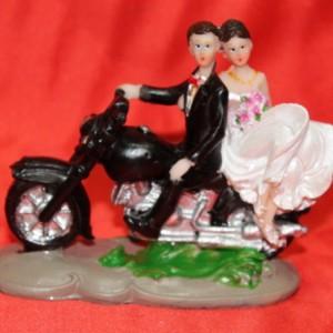фигурки на торт на мотоцикле