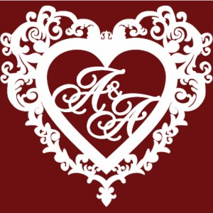 Герб семьи сердце 62