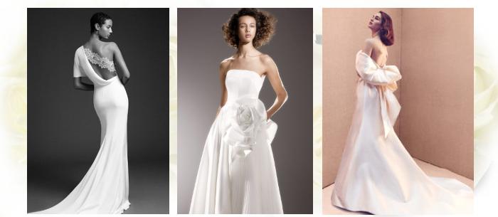 Декор для свадебного платья 2020