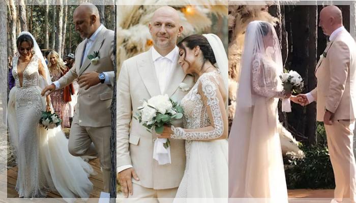 свадьба Потап и Настя