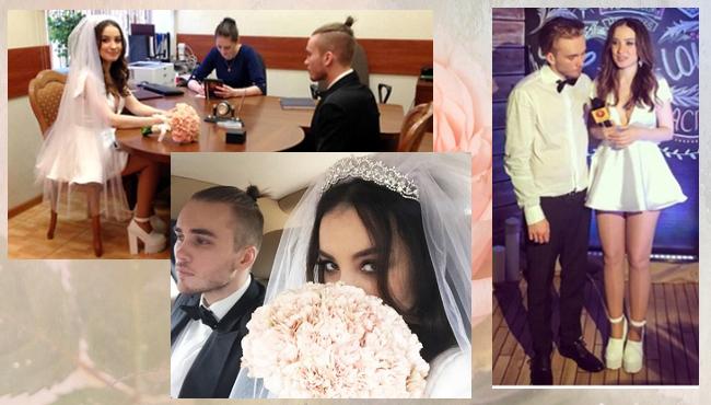 ВикториДайнеко свадьба