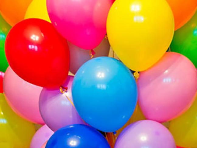 все для свадьбы воздушные шарики