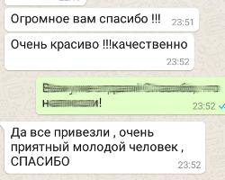отзыв о vashetorjestvo 29